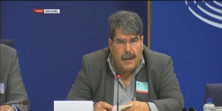 Avrupa Parlamentosu'ndan PYD Lideri Salih Müslim'e Propaganda İmkânı