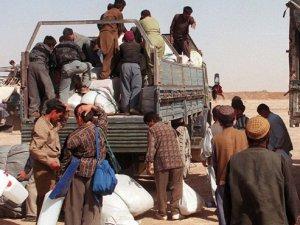 Afgan Mültecilerin Dönüş Çilesi