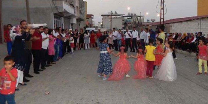 Sokak Düğünü Artık Yasak