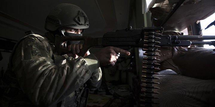 TSK: Çukurca ve Dağlıca'da 63 PKK'lı Etkisiz Hale Getirildi