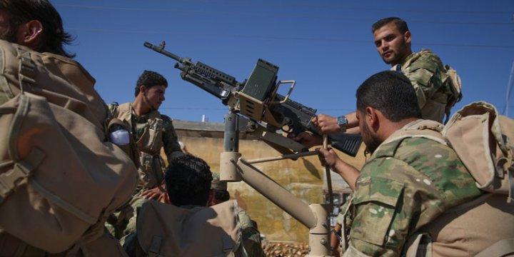 ÖSO Kunduriyah'ı IŞİD'ten Aldı