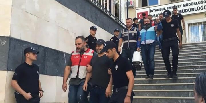 Taş, Çulhaoğlu, Aksoy ve Çölgeçen Tutuklandı