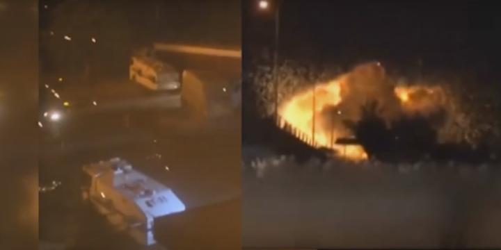 Ankara Emniyet Müdürlüğü'ne Yönelik Saldırının Görüntüleri!