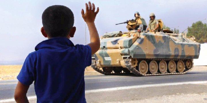 Fırat Kalkanı Sonrası Suriye'de Kim Neye Razı?