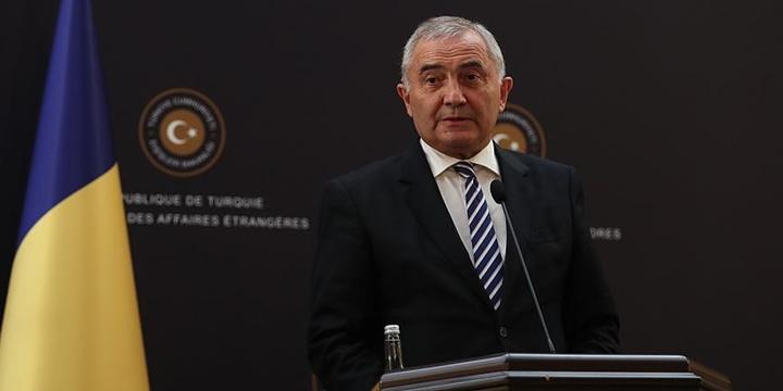 Romanya Dışişleri Bakanı: Türkiye'yi Destekliyorum