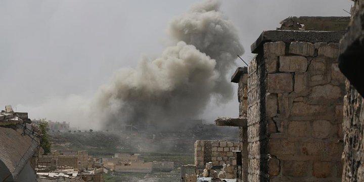 İran ve Rus Destekli Esed Güçleri Halep'i Yeniden Kuşattı