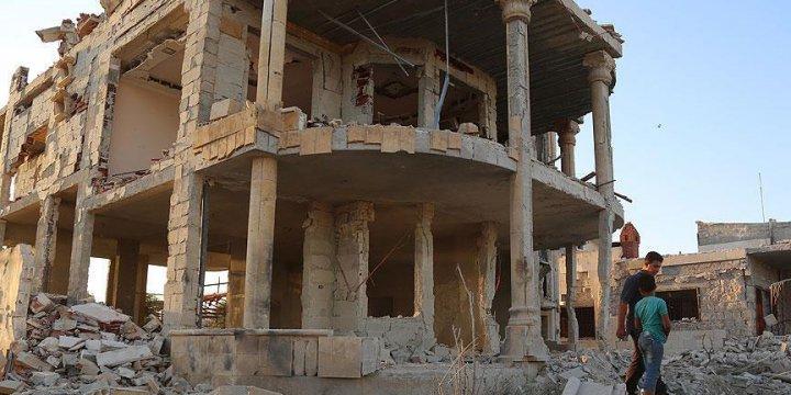 """""""Rusya, Suriye'de 59 Sağlık Merkezini Hedef Aldı"""""""