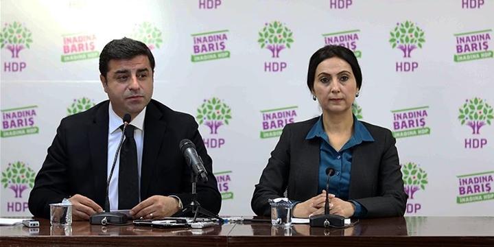HDP Eş Genel Başkanı Demirtaş İfadeye Çağırıldı