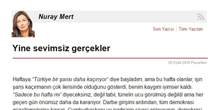 HDP'nin Çözüm Değil, Çıkmaz Olduğunu Görmek!