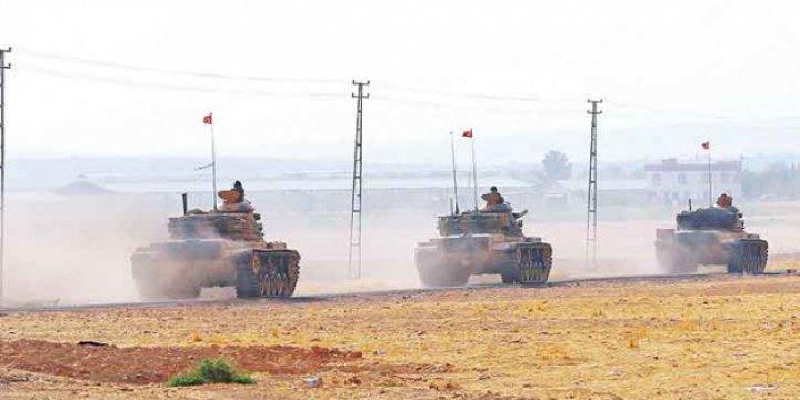 Hedef Hem IŞİD Hem de PYD Koridorunu Engellemek