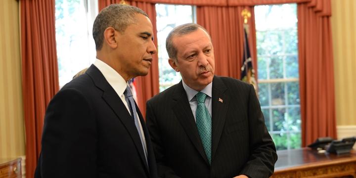 Washington ve Ankara Arasındaki el-Bab Görüşmeleri