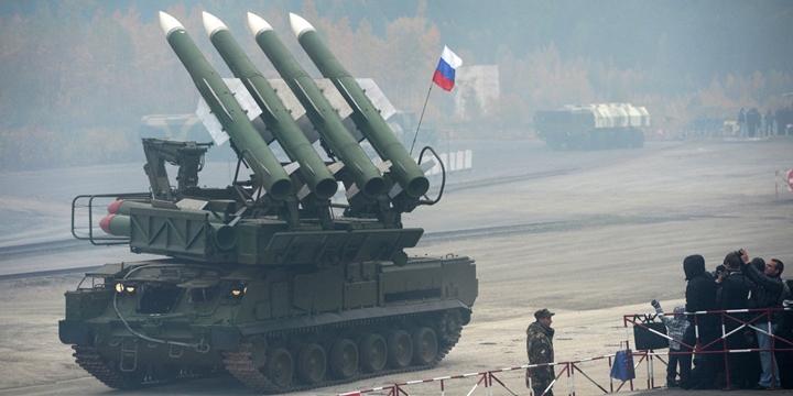 Rusya, Silah İhracatını Arttırmayı Hedefliyor!