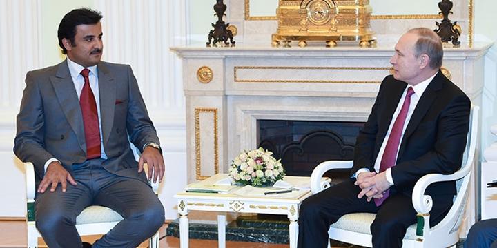 """""""Rusya ve Katar Askerî İşbirliği Anlaşması İmzaladı"""""""