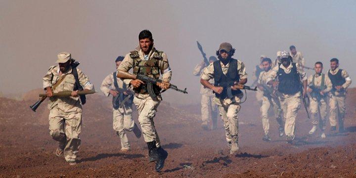Suriye Peşmergesi PKK/PYD ve IŞİD'e Karşı ÖSO'ya Katılıyor
