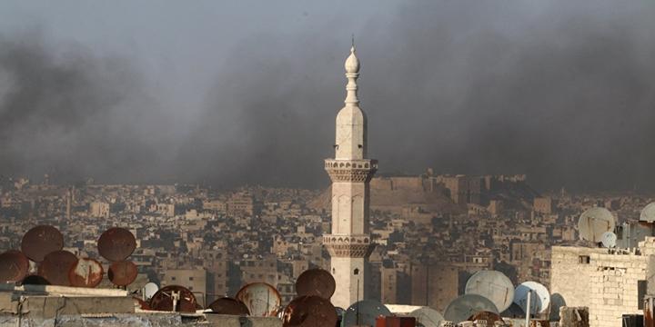 Amerikalar İçin Halep Bir 'Nedir'?