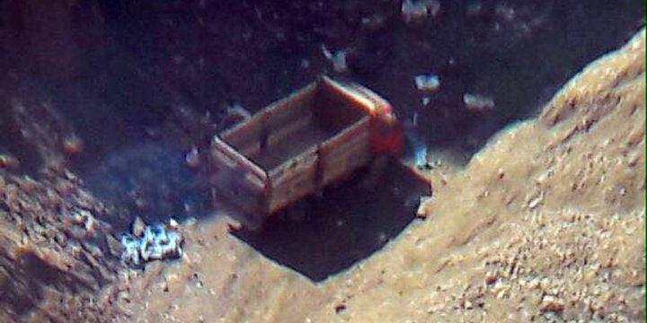 Şırnak'ta Bomba Yüklü 3 Araç Bulundu