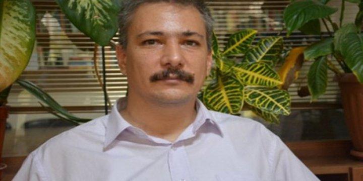 HDP'li Genel Başkan Yardımcısı Gözaltına Alındı