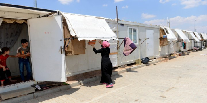 Suriyeliler Bayramda Ülkelerine Gidebilecek