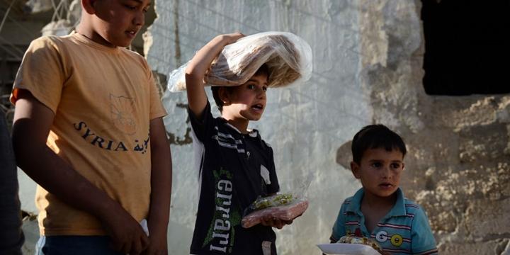 Suriye'de 73 Yardım Kuruluşu BM ile İşbirliğini Sonlandırdı
