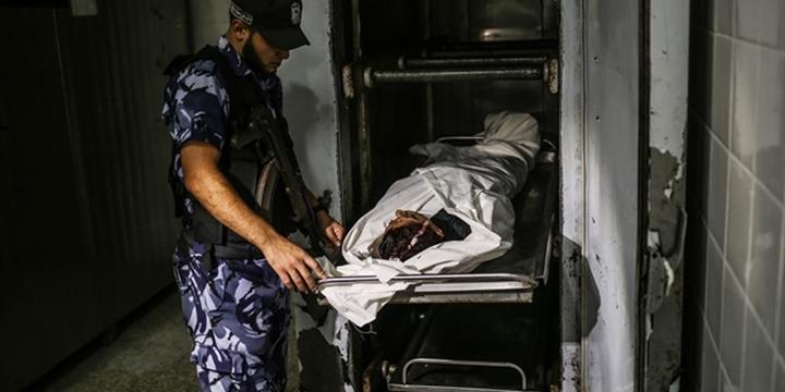 İşgalci İsrail Askerleri Filistinli Bir Genci Katletti!