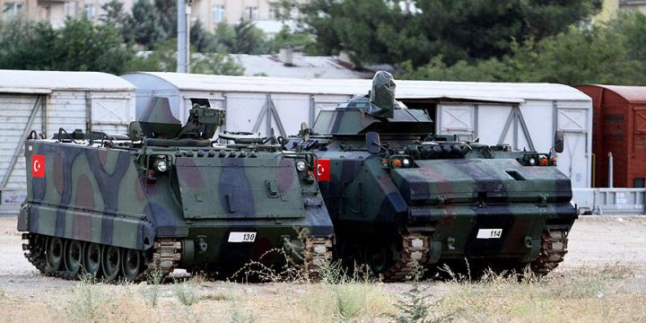 Askeri Birliklerin Şehir Dışına Taşınması Sürüyor