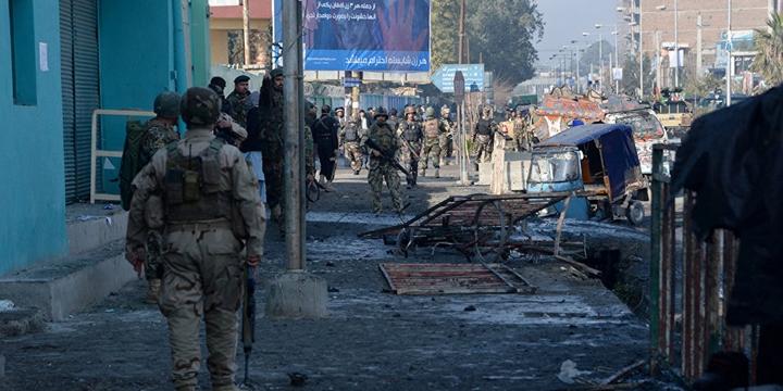 Afganistan'da Emniyet Müdürüne Bombalı Saldırı