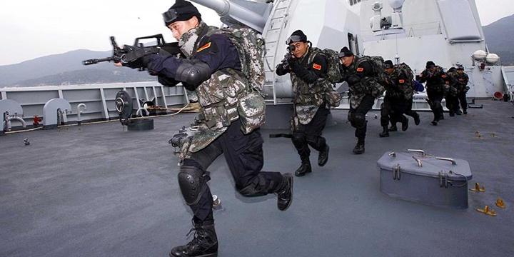 Çin ve Rusya'dan Ortak Askerî Tatbikat!