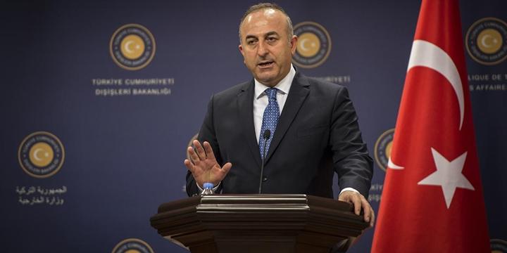 Dışişleri Bakanı Çavuşoğlu: Türkiye'nin Patronu Değilsiniz