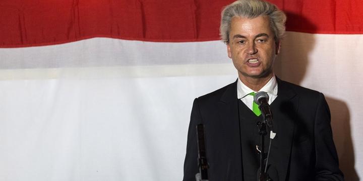 Hollandalı Irkçı Lider Wilders, Faslılara Hakaret Etti!