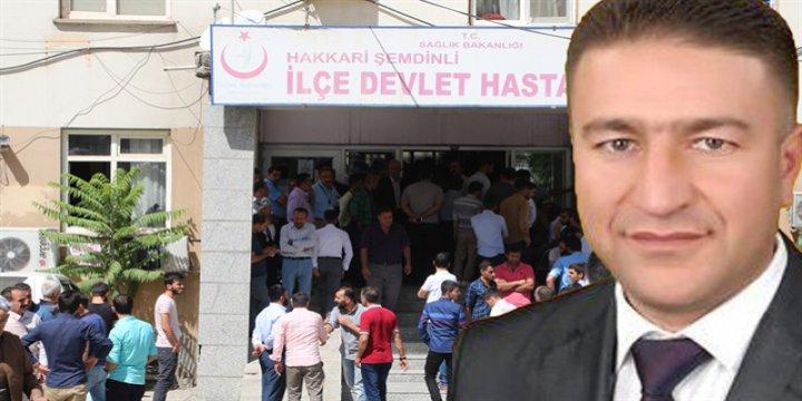 Şemdinli'de Saldırıya Uğrayan AK Parti Adayı Hayatını Kaybetti!