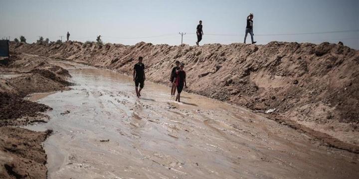 Mısır'dan Atılan 4 Havan Topu Gazze Şeridi'ne Düştü!