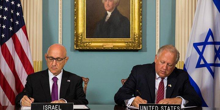 ABD İle İsrail Arasında 38 Milyar Dolarlık Anlaşma İmzalandı