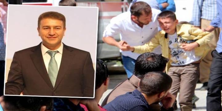 Ahmet Budak, Oğlunun Gözleri Önünde Katledildi!