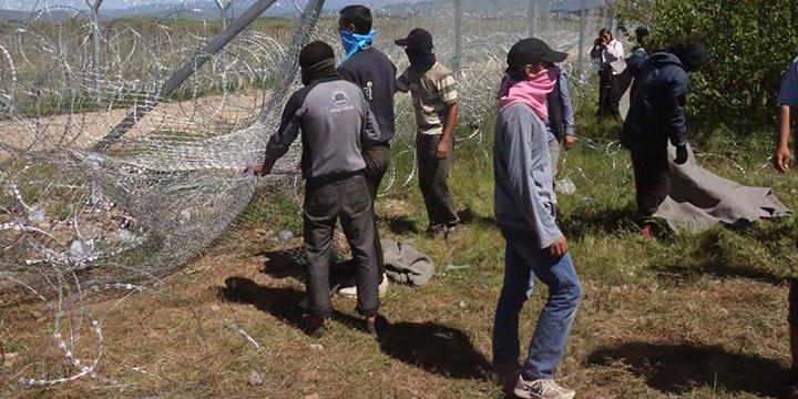 Yunanistan Adalarında Mülteci Sorunu Büyüyor!