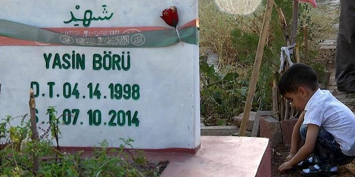 Yasin Börü İki Yıl Önceki Kurban Bayramı'nda Katledildi!