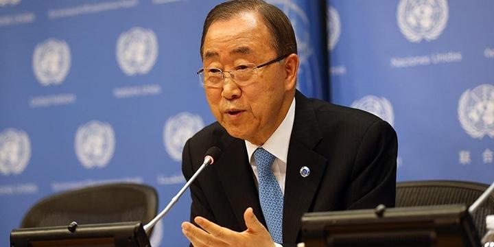 Ban Ki-mun: Küresel Taahhütler İçin Kara Bir Gün