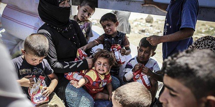 'Türkiye, Sığınmacı Kabul Etmek Konusunda Dünyada Birinci'