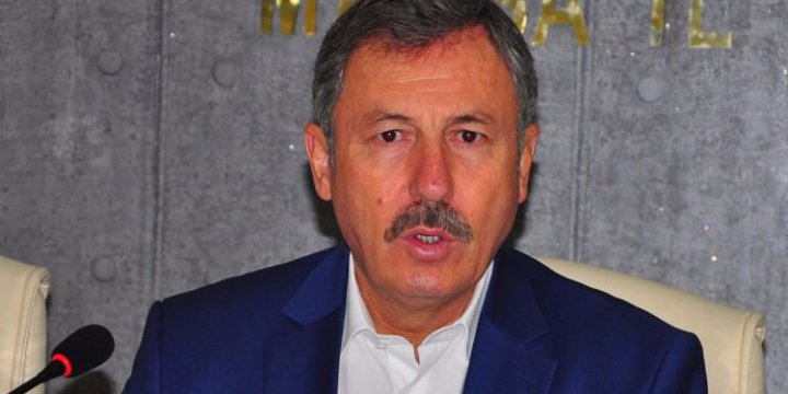 AK Parti'li Özdağ: 2018'de 3 Seçim Görebiliriz