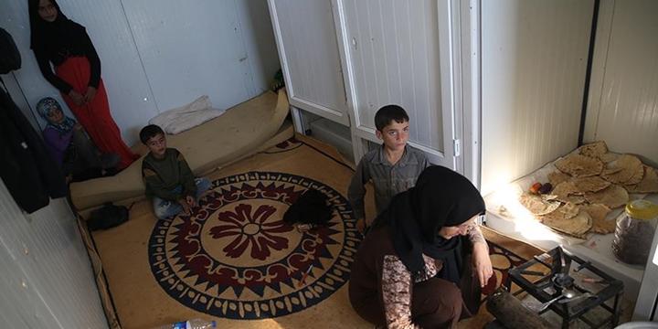 Suriyeli Yetimlerin Zorlu Yaşamı