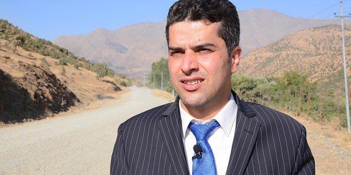 'İran Ordusu IKBY Dağlık Sınırını Yoğun Bir Şekilde Bombalıyor'