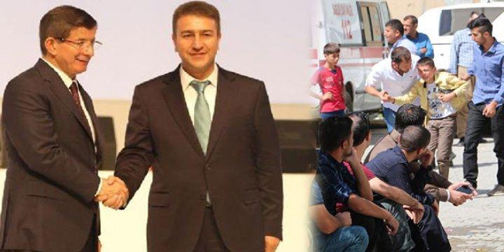 AK Partili Ahmet Budak'ı Misafir Gibi Gelip Katletmişler