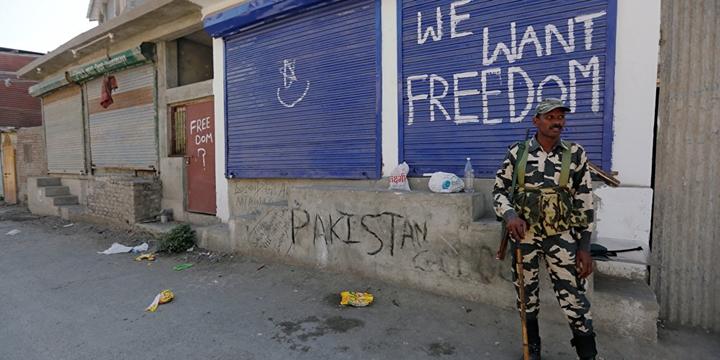 Keşmir'de 17 İşgalci Hindistan Askeri Öldürüldü
