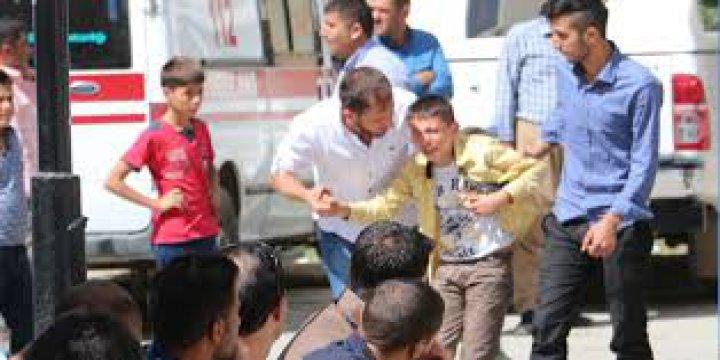 """Ahlak ve Onurdan Nasip Almamış PKK: """"AKP'liler Hedefimiz"""""""