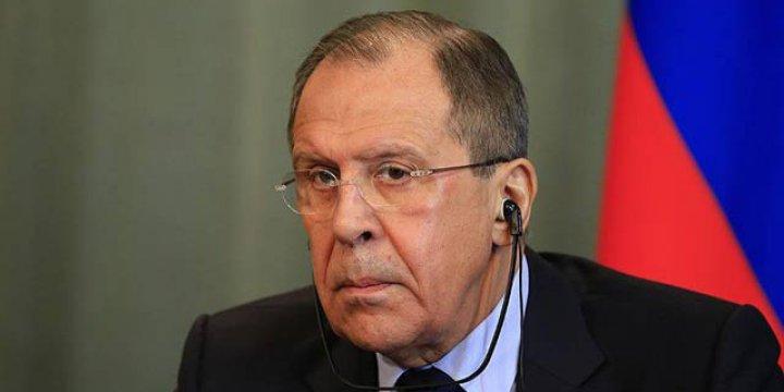 Lavrov'a Göre Türkiye Esed Konusunda Yumuşadı