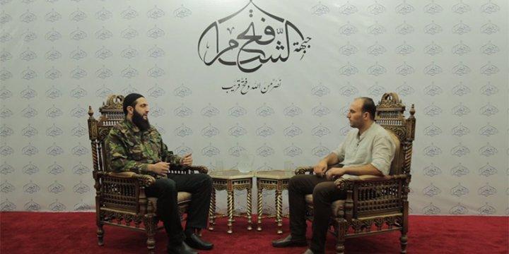 Feth El Şam Cephesi Lideri Colani: Suriye'deki Direniş Bir Varoluş Mücadelesidir