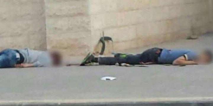 İşgal Güçleri El-Halil'de Filistinli Bir Genci Şehit Etti