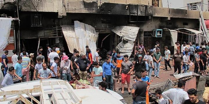 Bağdat'ta Bombalı Saldırılar: 10 Kişi Hayatını Kaybetti