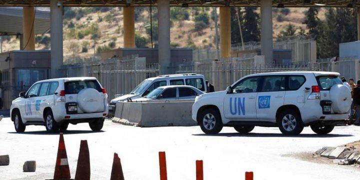 BM Suriye'deki Yardımları Askıya Aldı