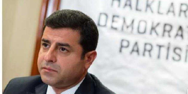 Demirtaş 'Şüpheli' Sıfatıyla İfadeye Çağrıldı