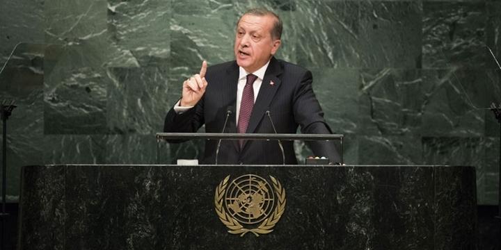 """Erdoğan Bir Kez Daha """"Dünya Beşten Büyüktür"""" Dedi"""